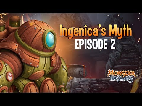 Ingenica's Myth Episode 2