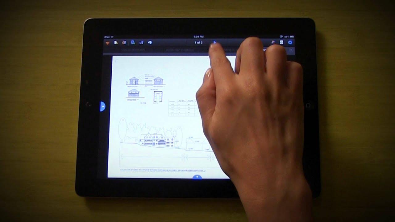 Bluebeam Revu iPad