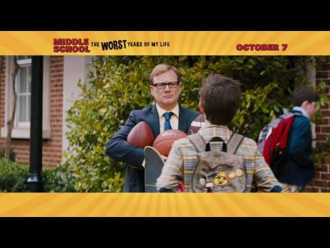 MIDDLE SCHOOL - Whole Family - TV SPOT