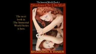 Shadows On The Wall Book Trailer