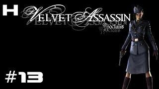 Velvet Assassin Walkthrough Part 13 [PC]