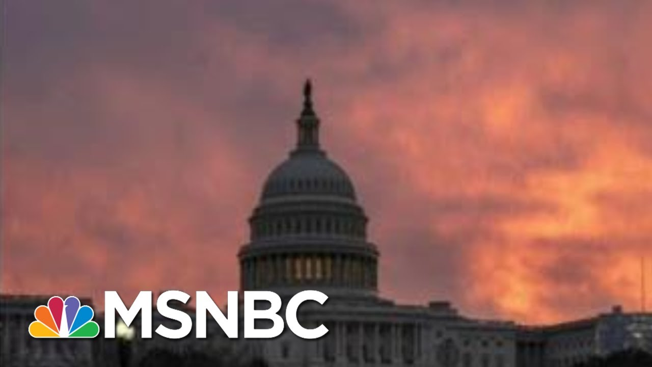 The Government Shutdown Could Delay Your Tax Refund | Velshi & Ruhle | MSNBC