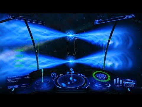 Oochorrs Lighthouse - Black Hole And Two Neutron Stars - HD 43193 - Elite Dangerous