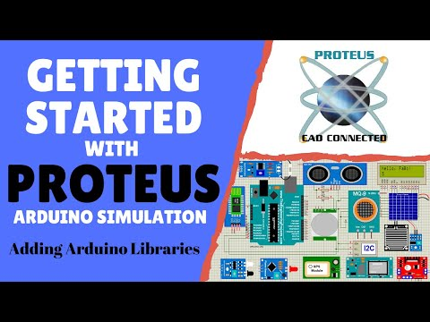 Arduino Libraries for Proteus   How to Download and  Install Arduino Libraries for Proteus