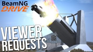 BeamNG.Drive - Viewer Requests Special! - BeamNG Gameplay Highlights