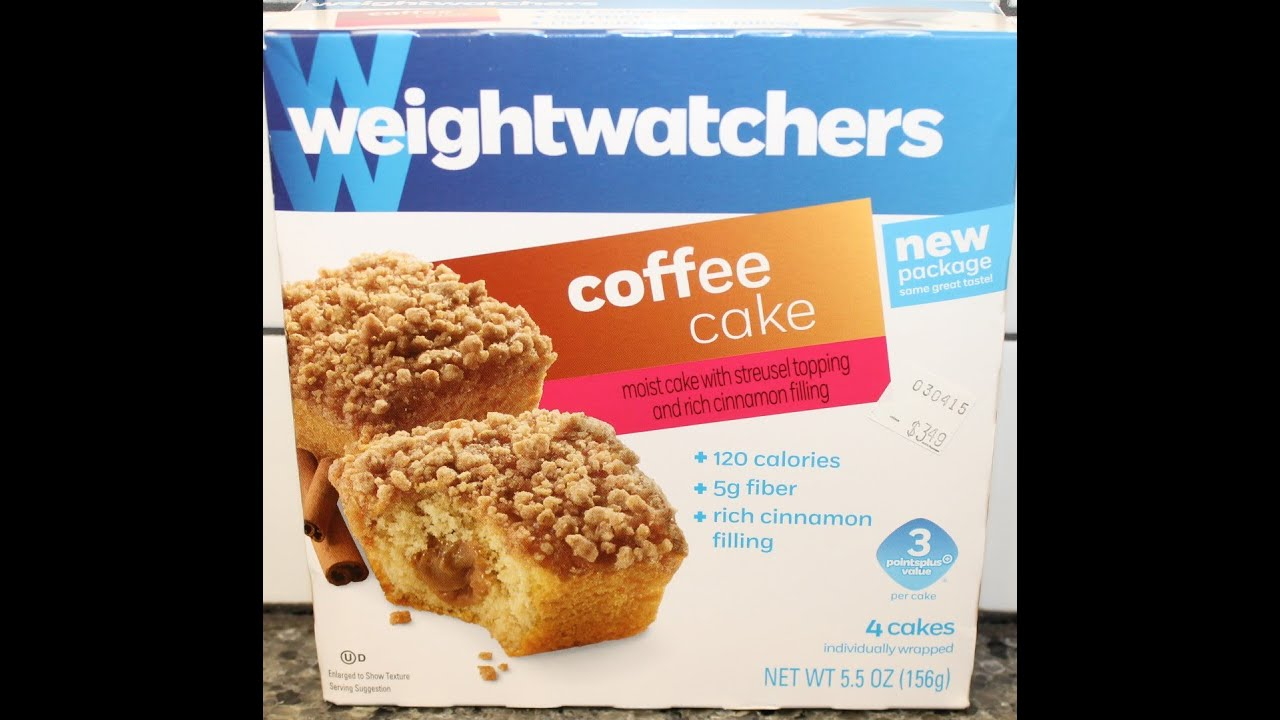 Weight Watchers Carrot Cake Calories