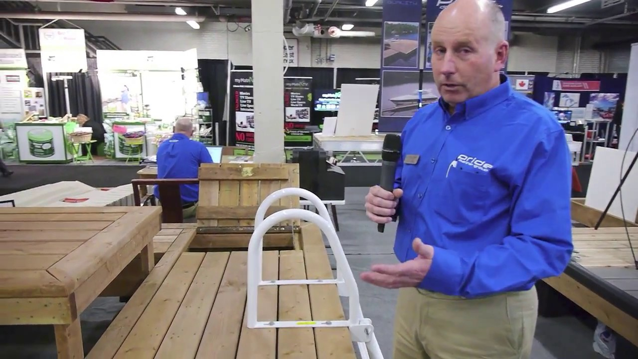 Prides Floating Picnic Table Raft YouTube - Picnic table raft