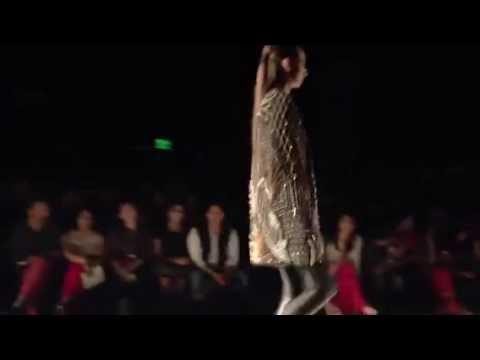 Ranna Gill for Wills Lifestyle India Fashion Week Autumn Wi