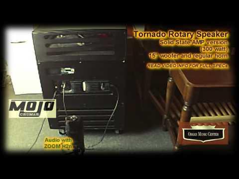 Tornado Rotary Speaker - Solid State Amp Version