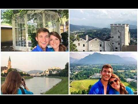 Salzburg, Austria Honeymoon Day 25 #EarlsTakeEurope