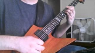 Metallica Turn the Page Cover, Rhythm Guitar