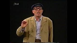 Herbert Knebels Affentheater beim 12. Kleinkunstfestival 1998