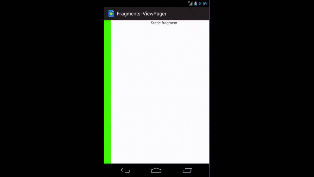 pineappslab | Android tutorial  How to replace fragments