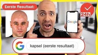 EERSTE GOOGLE RESULTAAT BEPAALT MIJN DAG! (Experiment)