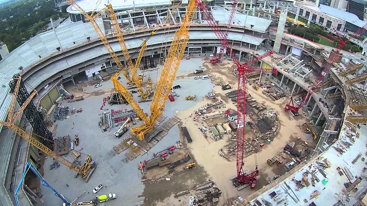 Atlanta falcons mercedes benz stadium youtube for Mercedes benz stadium season tickets