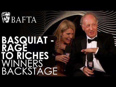 Janet Lee and David Shulman on Winning the Specialist Factual Award   BAFTA TV Awards 2018