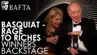 Janet Lee and David Shulman on winning the Specialist Factual award | BAFTA TV Awards 2018
