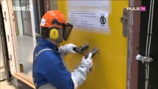 Spiegel TV RIHA Prüfung WK4 Sicherheitstür