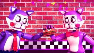 Five nights at candy's remastered (Noc 3 i 4)
