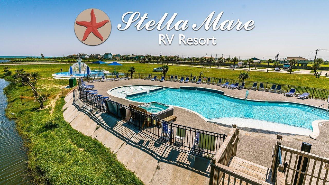 Not Your Ordinary Galveston RV Park | Stella Mare RV Resort