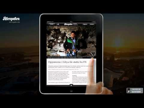 Aftenposten for iPad