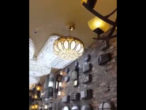 Amazing chandelier with fan in china youtube amazing chandelier with fan in china aloadofball Gallery