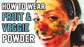 Natural Face Mask How-to Thumbnail