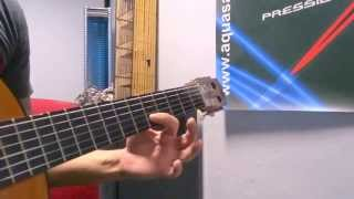 Beautiful Spanish Guitar Lesson: (*Tabs*Mp3s*&*Video*) P2.