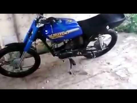 Suzuki ax 100 escape DM vejiga universal
