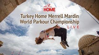 #LIVE - Turkey Home Merrel Mardin World Parkour Championship