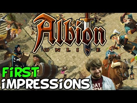 """Albion Online First Impressions """"Is It Worth Playing?"""""""