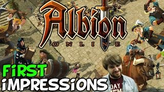 "Albion Online First Impressions ""Is It Worth Playing?"""