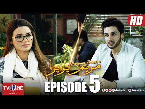 Maryam Pereira | Episode 5 | TV One Drama | Ahsan Khan - Sadia Khan