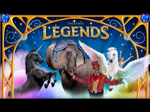 Ringling Bros. and Barnum & Bailey Circus Comes To Cleveland 10/22 - 10-26  #RinglingInsider
