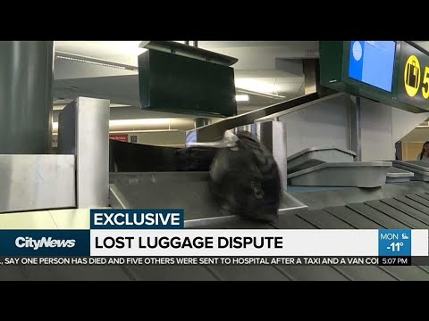 What Do Airlines Owe You For Lost, Delayed Baggage?
