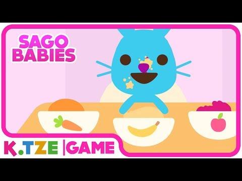 Sago Mini Babies 🐰 Apps für Kleinkinder | Hase Jack