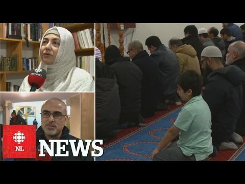 Quebec mosque shooting: St. John's Muslims react