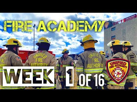 Fire Academy - Week 1 of 16  (1080p)
