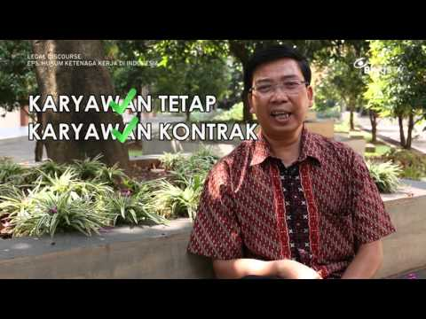 LEGAL DISCOURSE - Hukum Ketenagakerjaan di Indonesia Mp3
