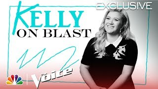 The Voice 2018 - Kelly on Blast (Digital Exclusive)