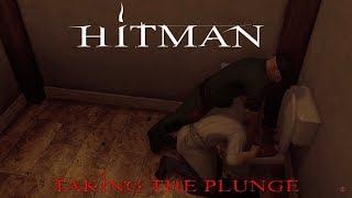 HITMAN Taking The Plunge  Challenge Walkthrough Gameplay Plumber