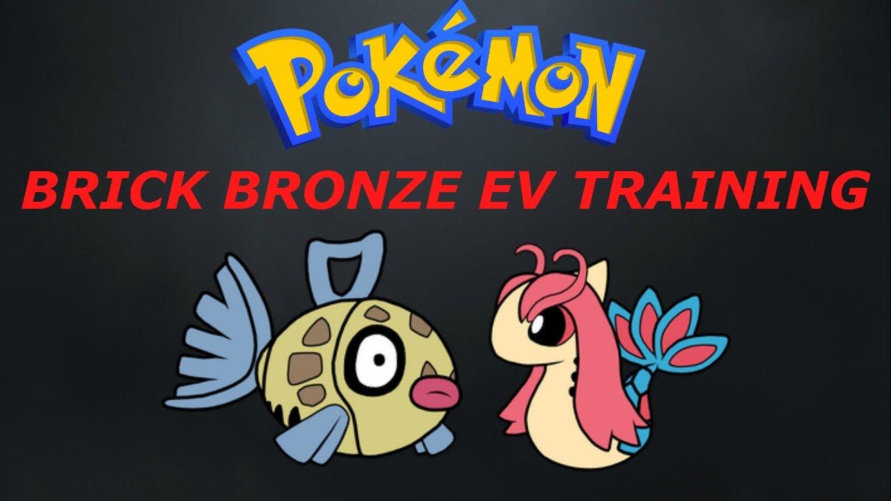 how to get milotic pokemon brick bronze