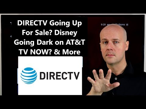 CCT #143 - DIRECTV Going Up For Sale? Disney Going Dark on AT&T TV NOW? & More