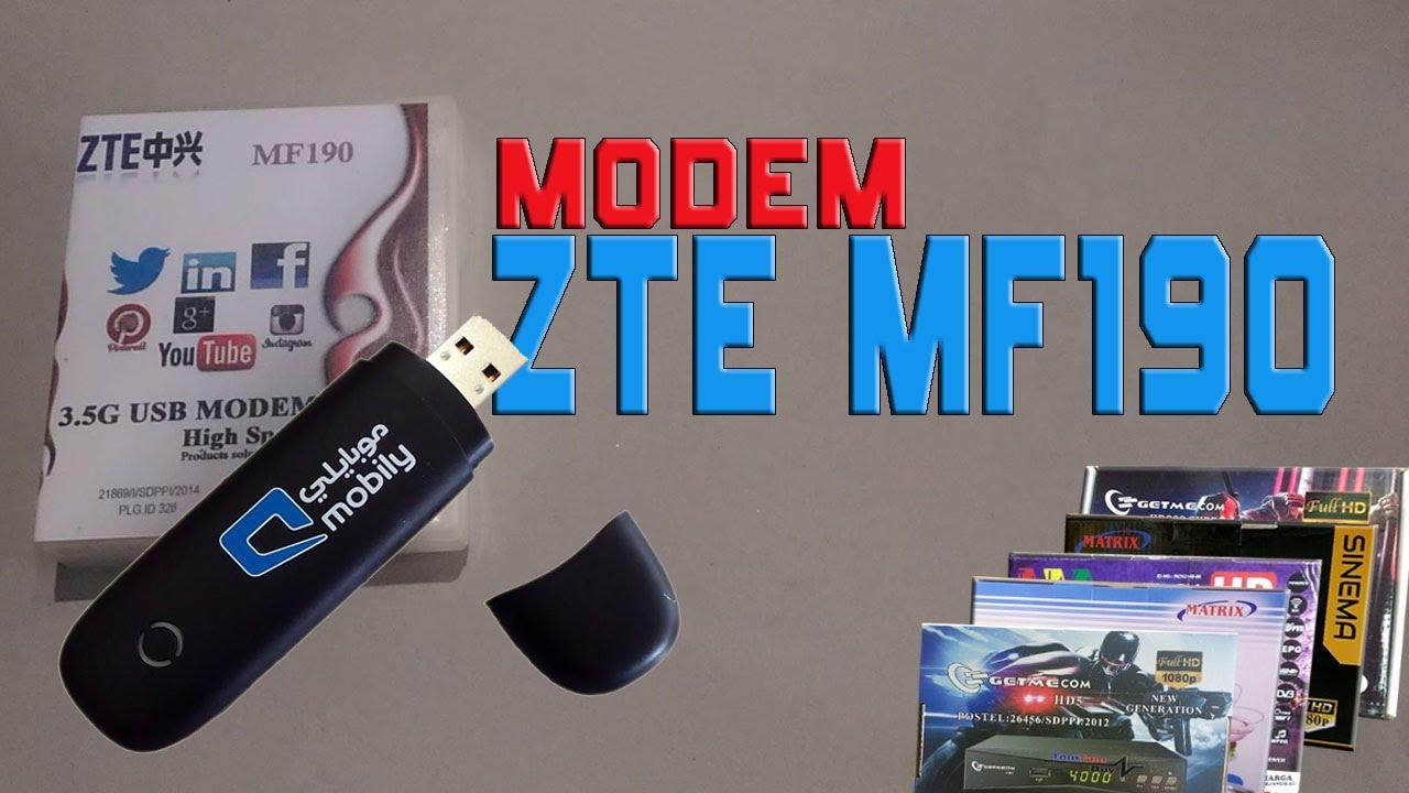 Modem ZTE MF190 si Murah tapi Mantap