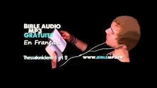 Bible audio - Les 2 épîtres aux Thessaloniciens