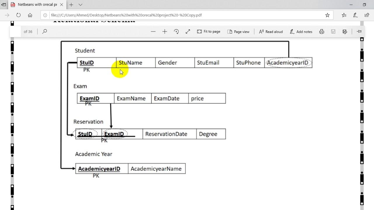 3 Class Diagram Design in Netbeans - YouTube