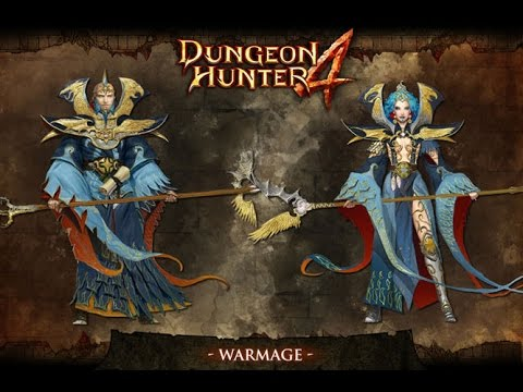 Dungeon Hunter 4 /Part 1 / Castle Valance (2016) Warmage