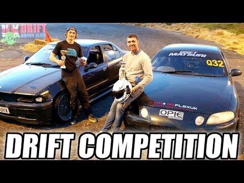 🐒 I WON MY FIRST DRIFT COMPETITION, NEARLY