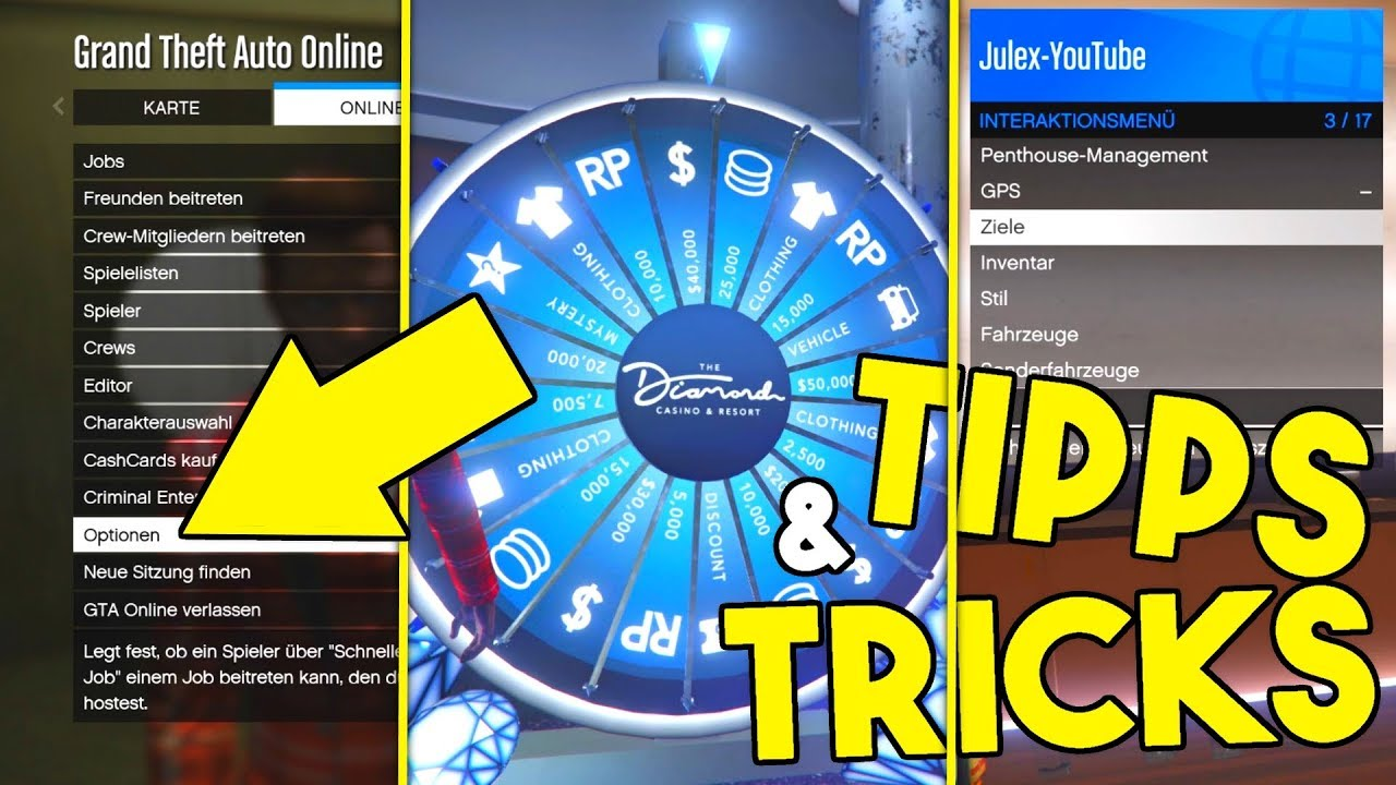 Tricks Beim Online Casino