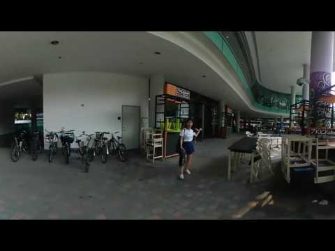 Virtual Reality tour in Singapore Management University